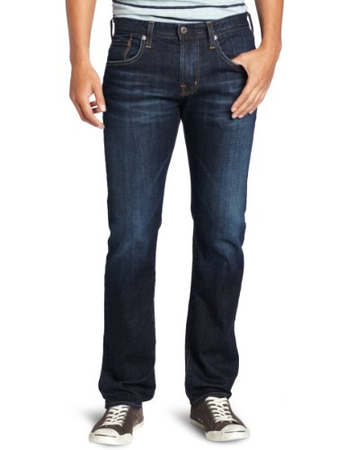 AG Adriano Goldschmied Men's The Matchbox Slim Straight Jean in Robinson, Robinson, 34x32