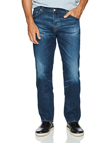 AG Adriano Goldschmied Men's Graduate Tailored Leg Das Denim Pant, 15 Years Wrecked, 30