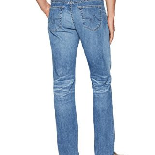 AG Adriano Goldschmied Men's Graduate Tailored Leg LED Denim Pant, Years Open Road, 32