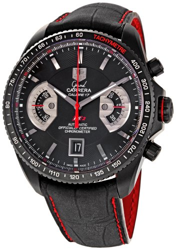 TAG Heuer Men's Grand Carrera Automatic Chronograph Watch