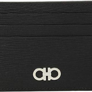 Salvatore Ferragamo Women's Revival Gancio Credit Card Case