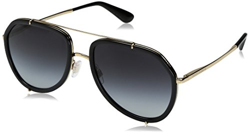 Dolce & Gabbana Women's Metal Woman Sunglass Aviator
