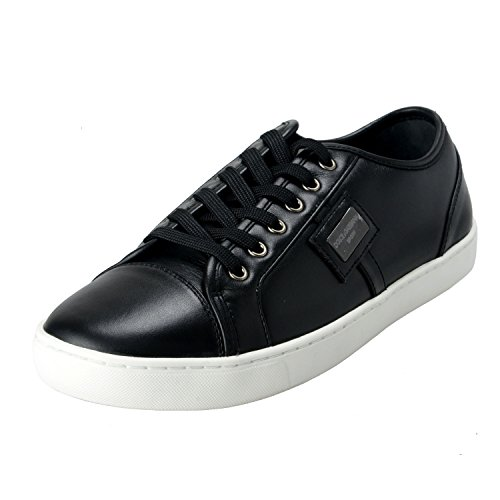 Dolce & Gabbana Men's Black Sneakers Shoes