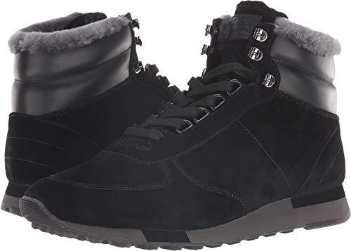 BALLY Men's Gregory Sneaker Black 11 D UK