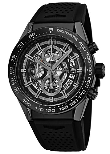Tag Heuer Carrera Calibre Heuer 01 Automatic Chronograph Ceramic