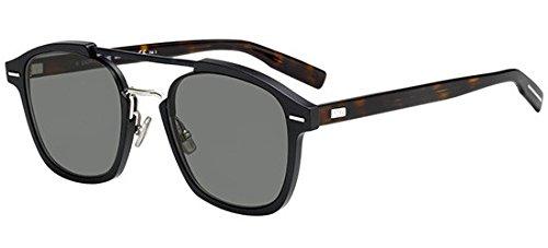 03a701c0aaa Dior Homme AL13.13 WR7 Black Havana Square Sunglasses Lens