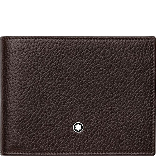 Montblanc Credit Card Case, brown (brown)