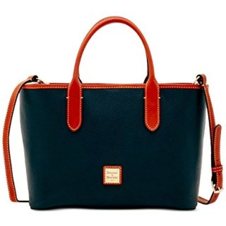 Dooney & Bourke Pebble Grain Brielle Top Handle Bag