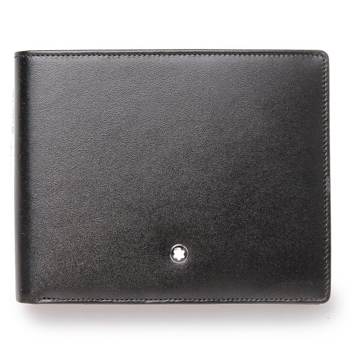 Montblanc Coin Purse, BLACK (Black)