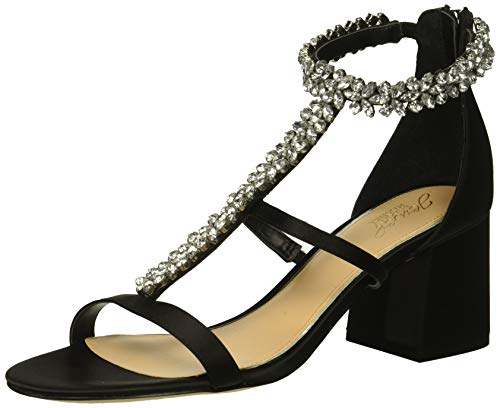 Jewel Badgley Mischka Women's Janica Heeled Sandal