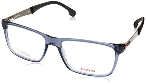 Carrera Eyeglass Frames- Blue Frame, Lens Diameter 55mm