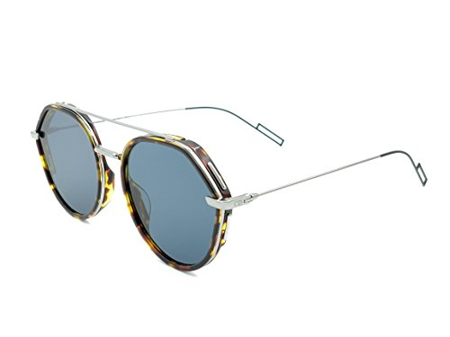 Dior Homme Havana Round Sunglasses Lens Category 3 Size 53mm