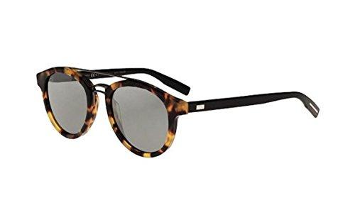 Authentic Christian Dior Homme Black Tie Blonde Havana Sunglasses