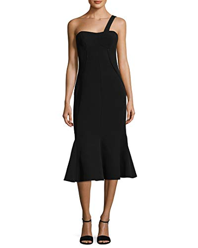 camilla and marc Womens Celia Solid Dress, 6