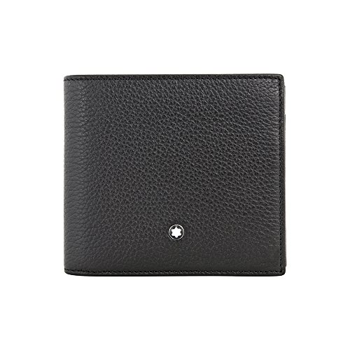 Montblanc Meisterstuck Black Leather Wallet