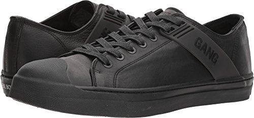 Neil Barrett Men's Gang Sneaker Black