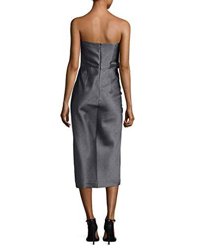 camilla and marc Womens Milana Strapless Dress, 4