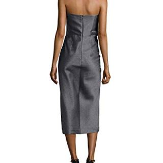 camilla and marc Womens Milana Strapless Dress, 4