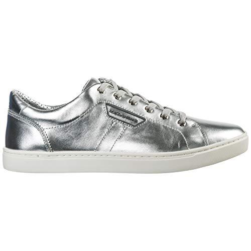 Dolce & Gabbana Men Mordorè Sneakers Argento 11 US
