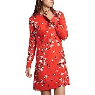 Printed Aurora Floral Dress Winter Collection Women