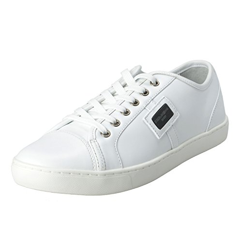 Dolce & Gabbana Men's White Sneakers Shoes US