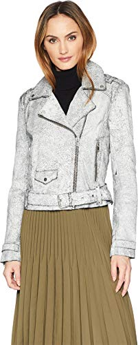 Marc New York by Andrew Marc Women's Madison White X-Small