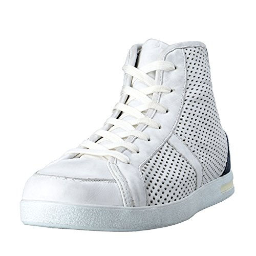 Dolce & Gabbana Men's Leather Hi Top Fashion Sneakers Shoes
