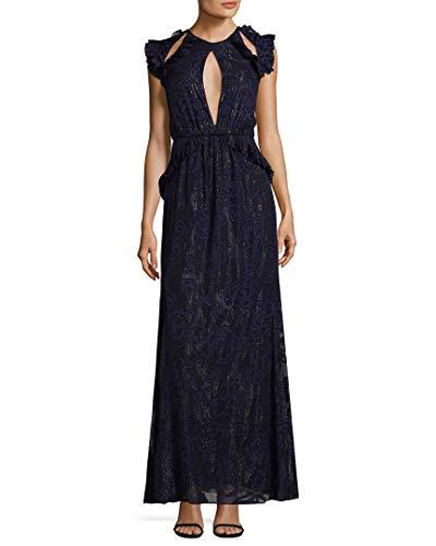 camilla and marc Womens Basila Silk Dress, 6
