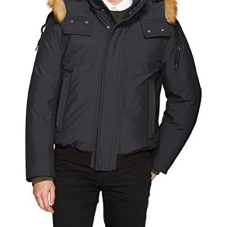 Marc New York by Andrew Marc Men's Lowell Insulated Bomber Jacket