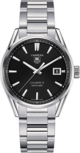 Watch Tag Heuer Men's Carrera Stainless steel case