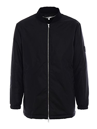 MCQ by Alexander McQueen Men's Black Polyamide Jacket