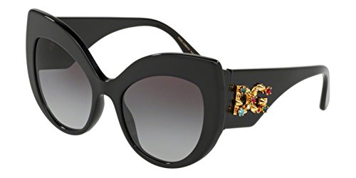 Dolce & Gabbana Women's Extreme Cat Eye Sunglasses
