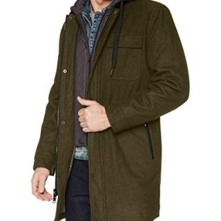 Marc New York by Andrew Marc Men's Rowland, Loden, Large