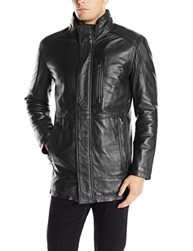 Marc New York by Andrew Marc Men's Stuyvesant Smooth Lamb Leather