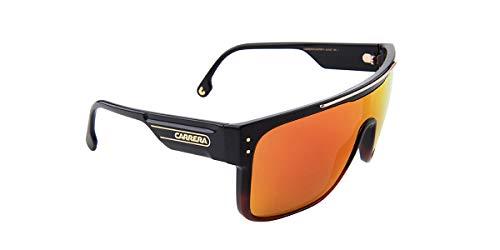 Carrera CA FLAGTOP II Black/RED 99/1/140 Men Sunglasses
