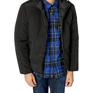 Marc New York by Andrew Marc Men's Crosby, Black, Small