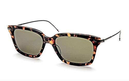 THOM BROWNE Sunglasses Tokyo Tortoise - Black Iron metal/G-15 / AR 53mm