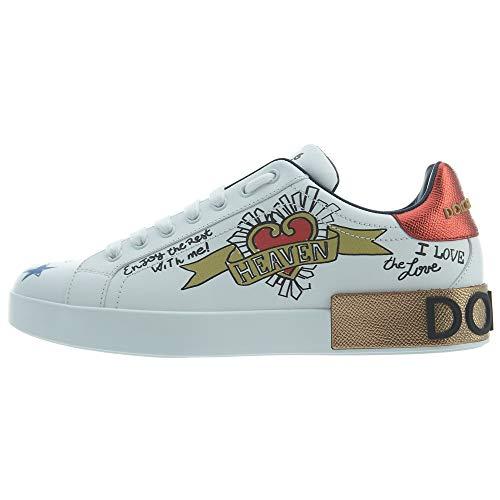 Dolce & Gabbana Sneakers Rassa Mens Style