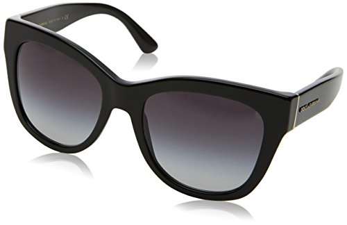 Dolce & Gabbana Women's Black/Grey Gradient One Size