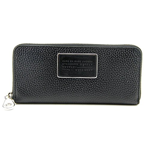 Marc by Marc Jacobs Women's Ligero Slim Zip Around Wallet