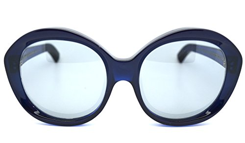 Cutler and Gross Sportmax Round Oversized Sunglasses