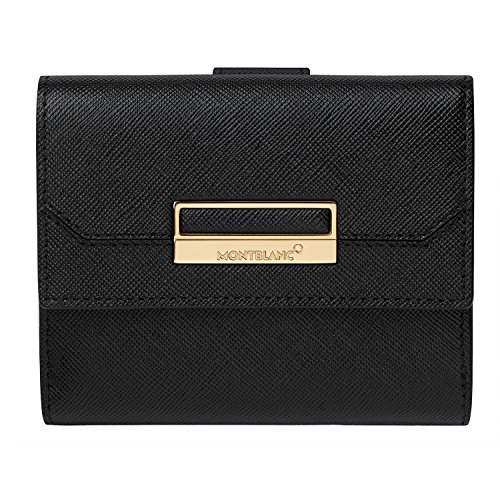 Montblanc Wallet 4cc with Coin Case Lady