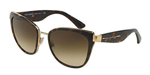 DOLCE & GABBANA Sunglasses Gold