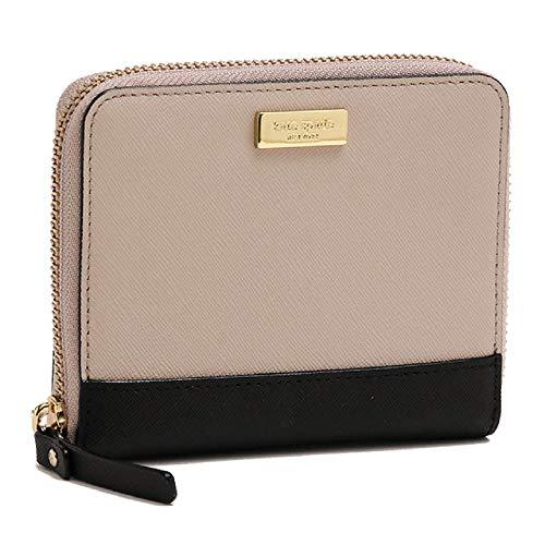 Kate Spade Laurel Way Darci Leather Bifold Zip Around Wallet
