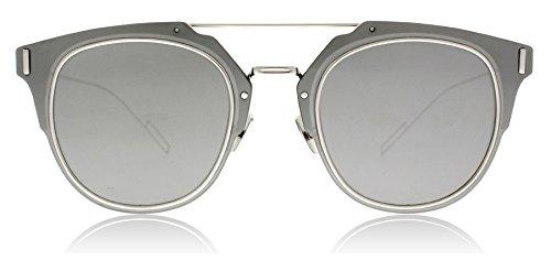 Dior Homme Composit Palladium Composit 1.0 Round Sunglasses Lens
