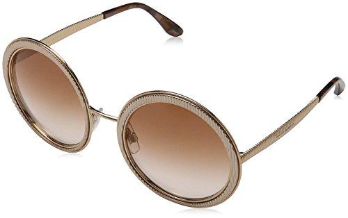 Dolce & Gabbana Women's Grosgrain Round Sunglasses