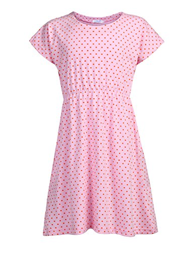 Arshiner Kids Girls Short Sleeve Swim Coverup Casual Dress