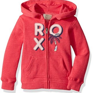 Roxy Girls' Little Autumn Wind Zip-Up Sweatshirt
