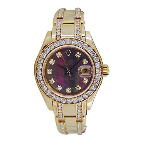 Rolex Masterpiece Automatic-self-Wind Female Watch