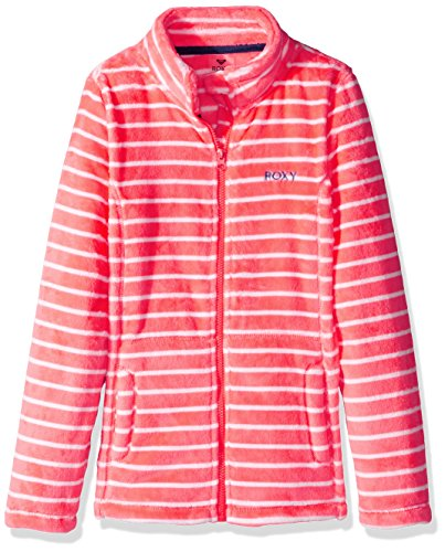 Roxy Big Igloo Girl Polar Fleece Full Zip Jacket